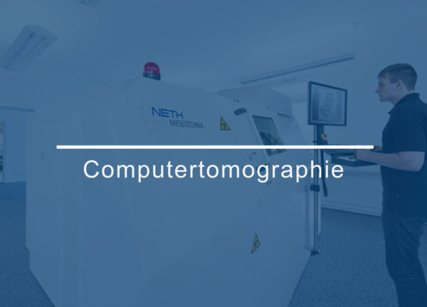 Computertomografie