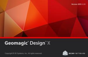 Geomagic Design X Software für die Flächenrückführung